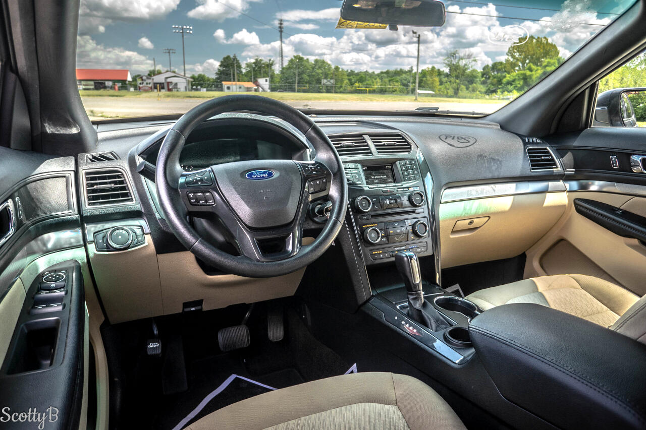 Ford Explorer Base FWD 2016
