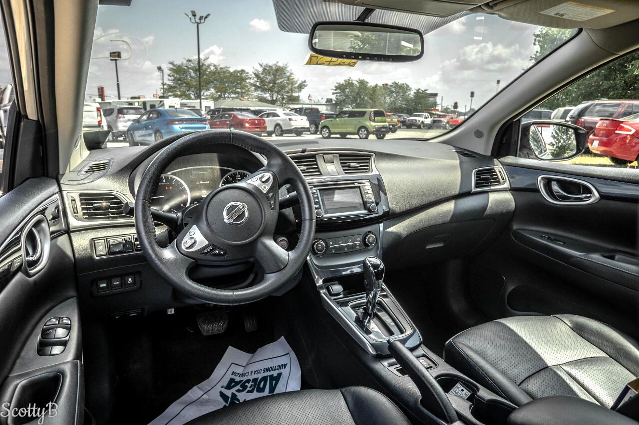 Nissan Sentra SR 2016