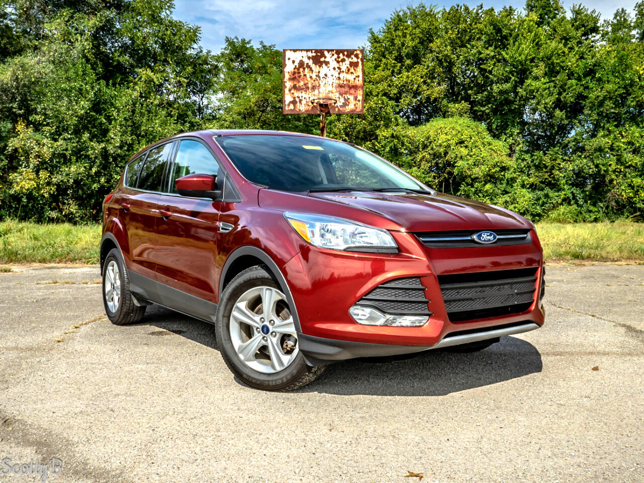 Ford Escape SE FWD 2016