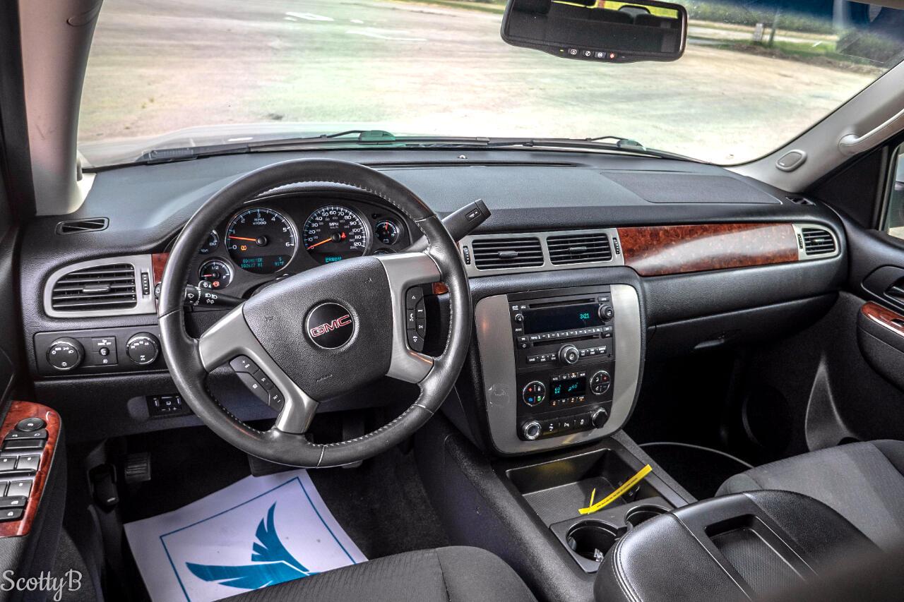 GMC Yukon SLE1 4WD 2012