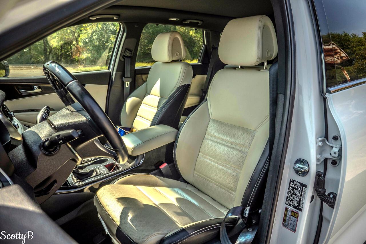 Kia Sorento SX V6 AWD 2016