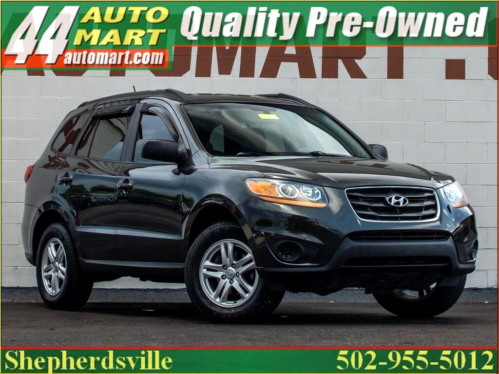 Used 2010 Hyundai Santa Fe Gls 2 4 Fwd For Sale In Louisville Ky 40201 44 Auto Mart Shepherdsville