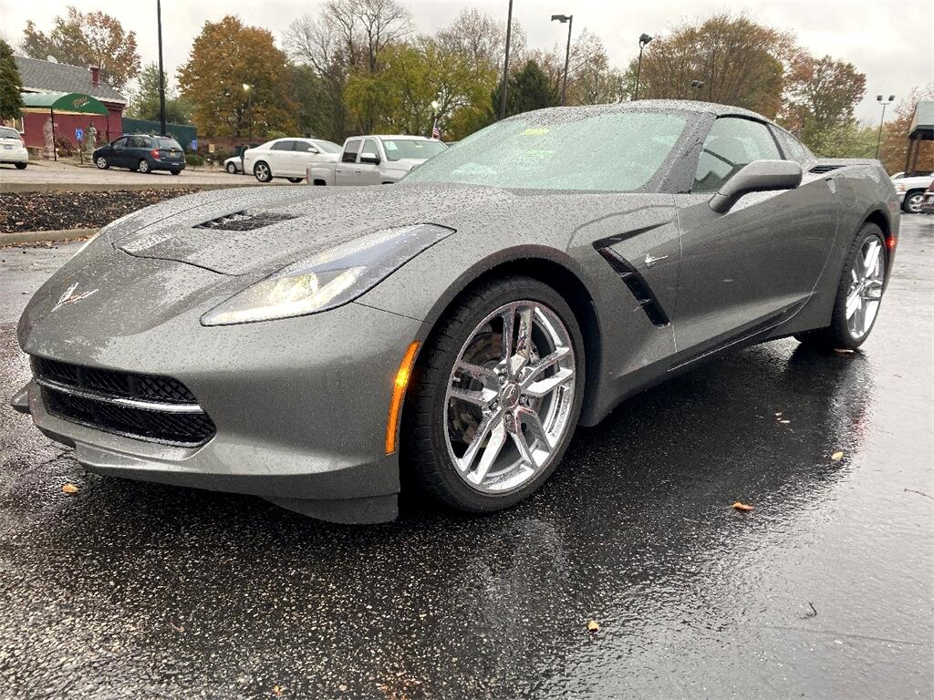 Chevrolet Corvette 1LT Coupe Automatic 2015