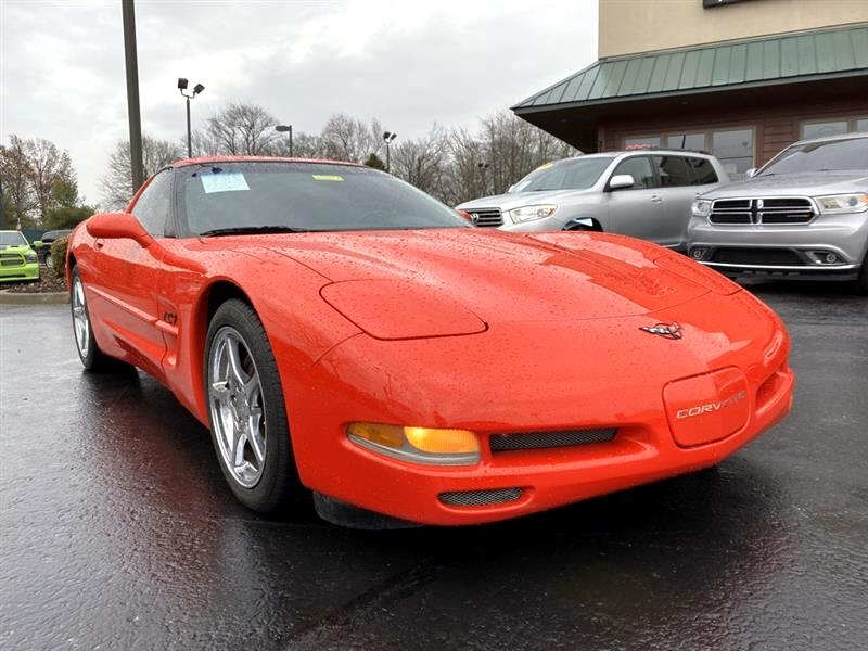 Chevrolet Corvette Coupe 1998