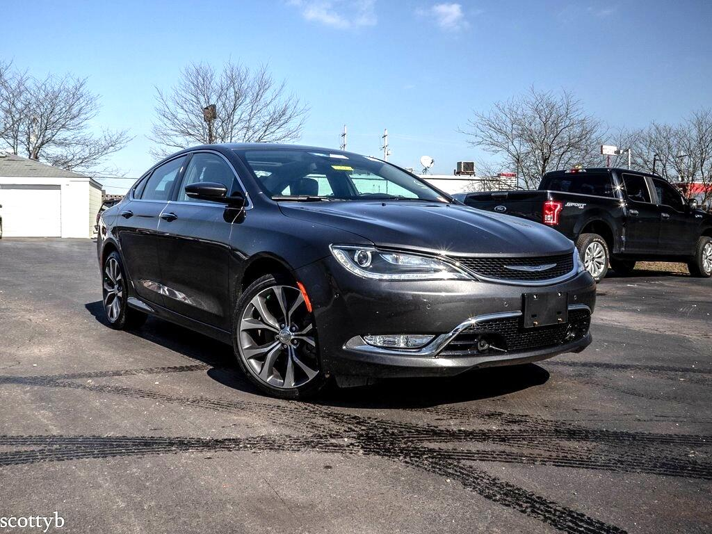 Chrysler 200 C 2016