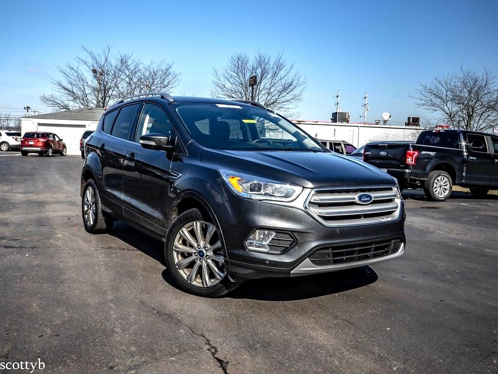 Ford Escape Titanium FWD 2018