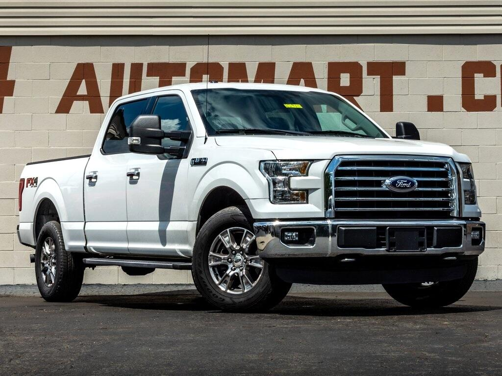 Ford F-150 XLT SuperCrew 6.5-ft. Bed 4WD 2015