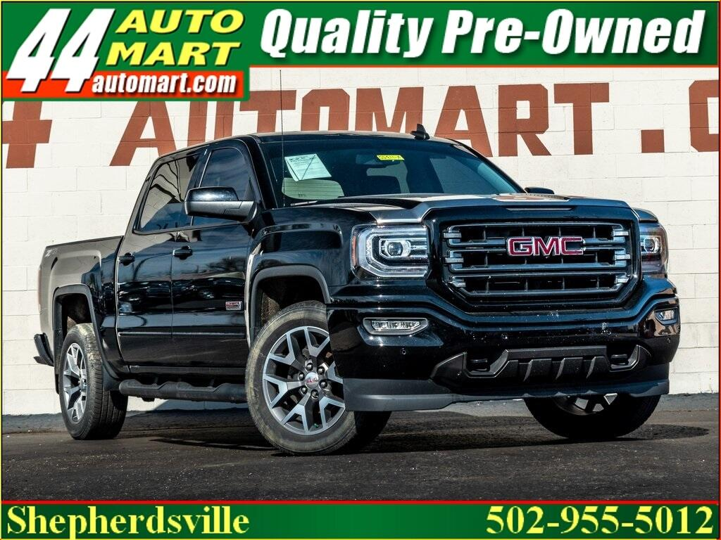 "GMC Sierra 1500 4WD Crew Cab 157"" AT4 2017"