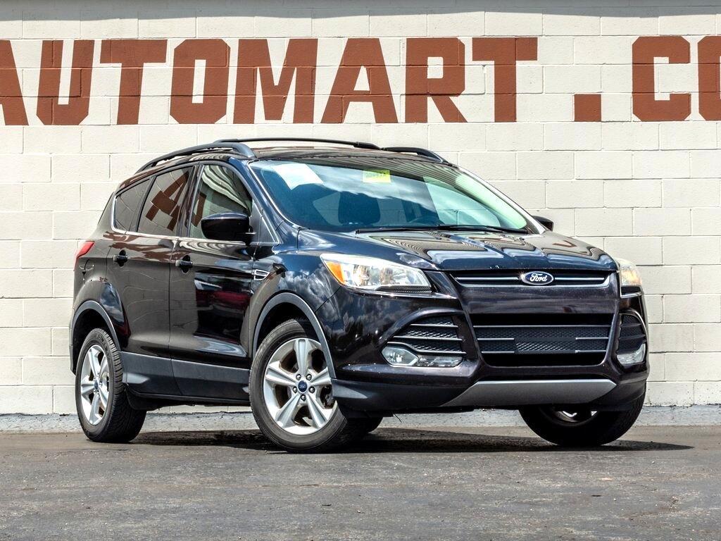 """Ford Escape 4dr 103"""" WB 2.3L XLT 2013"""