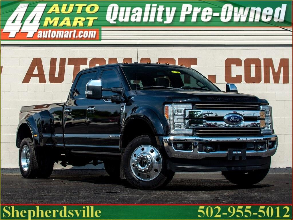 Ford F-450 SD King Ranch Crew Cab DRW 4WD 2017