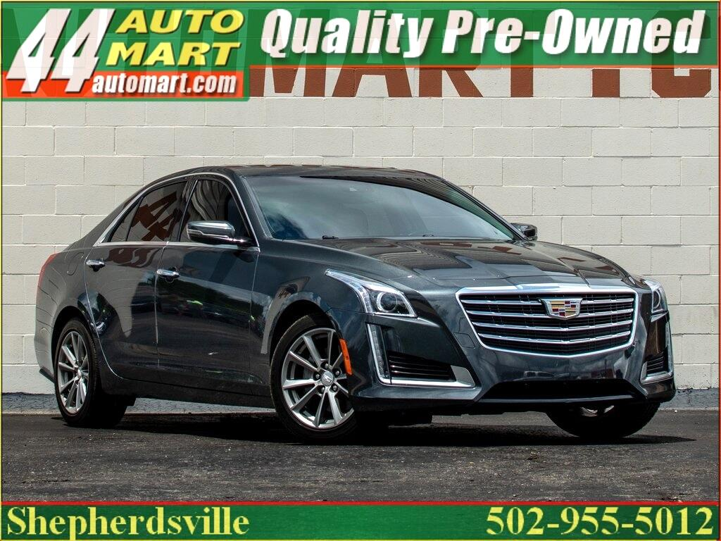 Cadillac CTS 3.6 Luxury AWD 2017