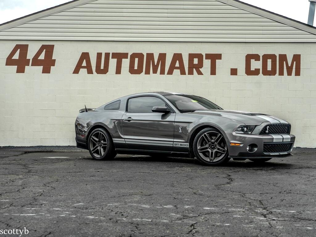 Ford Shelby GT500 Coupe 2010