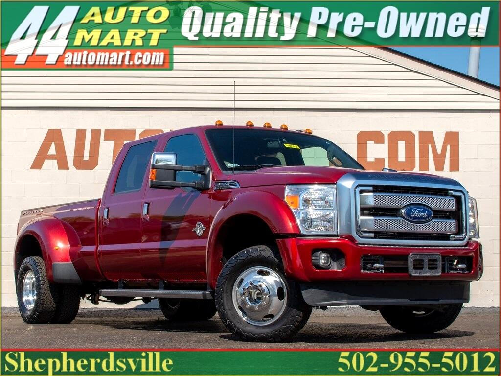 Ford F-450 SD  2014