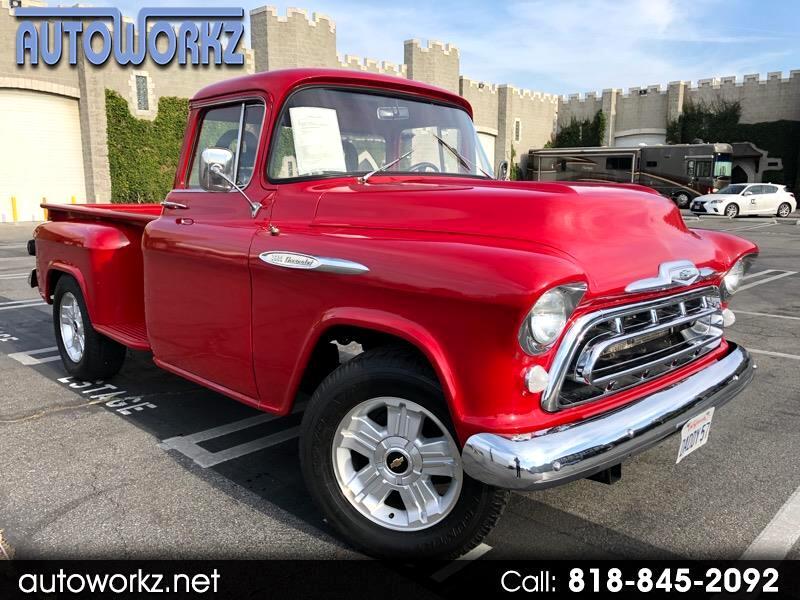 1957 Chevrolet R3500 Reg. Cab 2WD