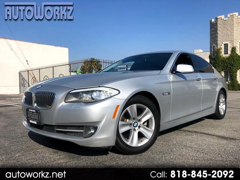 2011 BMW 528i Base
