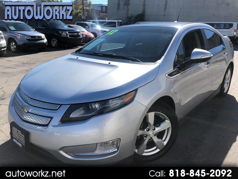 2013 Chevrolet Volt Standard w/ LEP