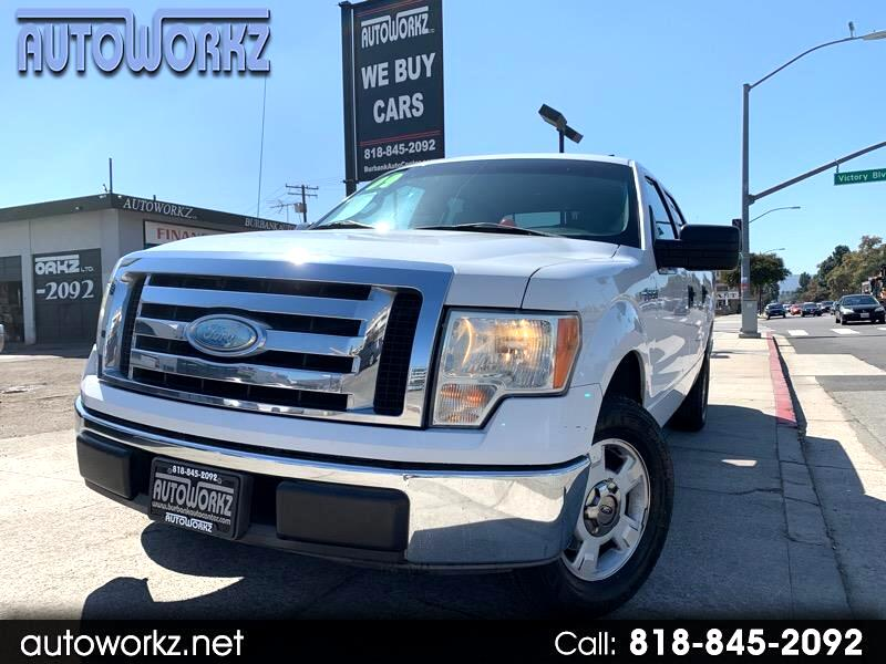 2009 Ford F-150 XLT 2WD SuperCrew 5.5' Box