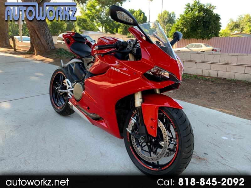 2012 Ducati Superbike 1199