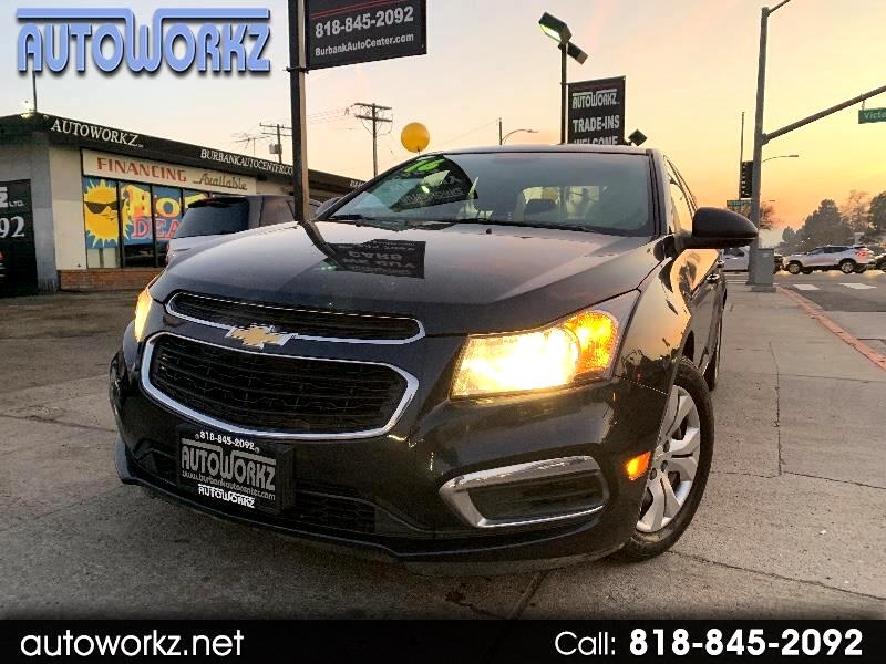 Chevrolet Cruze Limited LS Manual 2016