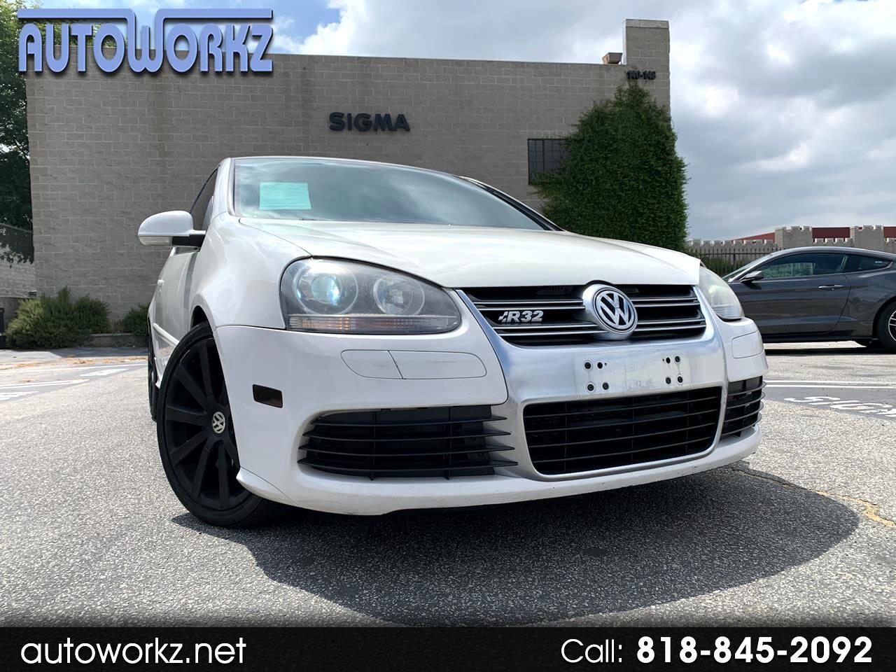 Volkswagen R32 2dr HB *Ltd Avail* 2008