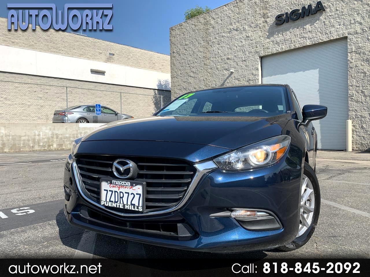 Mazda Mazda3 5-Door Sport Manual 2017
