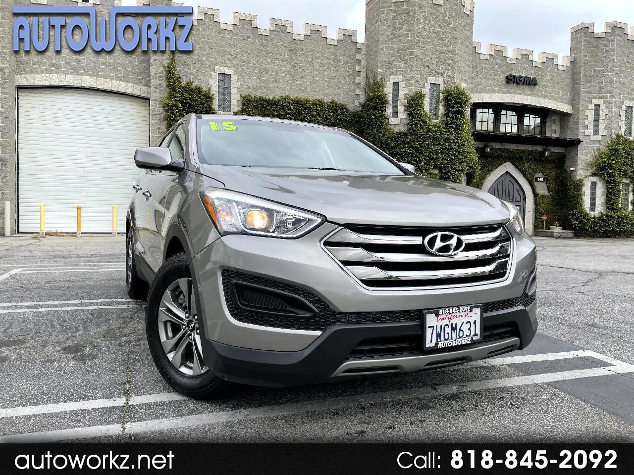 Hyundai Santa Fe Sport FWD 4dr 2.4 2015