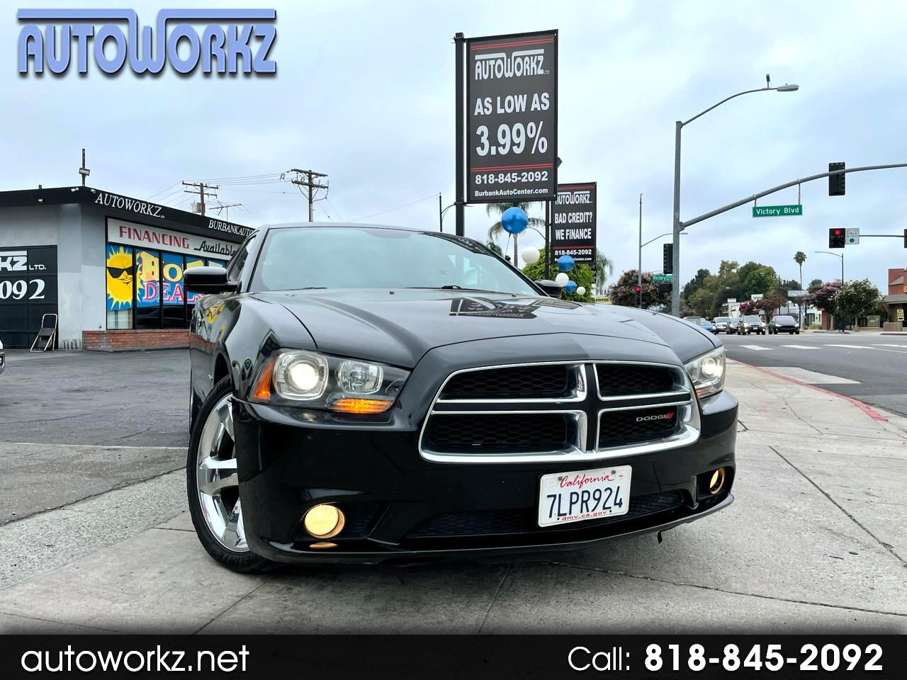 Dodge Charger 4dr Sdn RT Plus RWD 2014