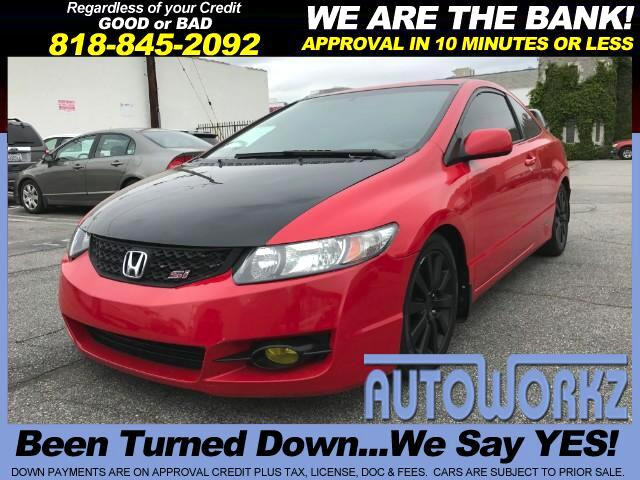 2006 Honda Civic Si 6-Spd