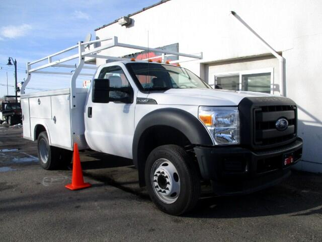2016 Ford F-450 SD Regular Cab DRW 2WD