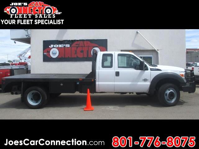 "2011 Ford Super Duty F-550 DRW 4WD SuperCab 162"" WB 60"" CA Lariat"