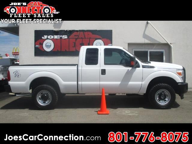 2014 Ford Super Duty F-250 SRW 4WD SuperCab 142