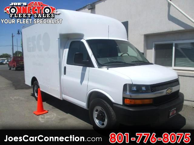 2008 Chevrolet Express Commercial Cutaway 139