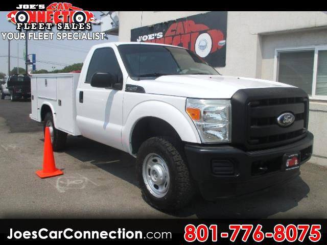 2011 Ford Super Duty F-250 SRW 4WD Reg Cab 137