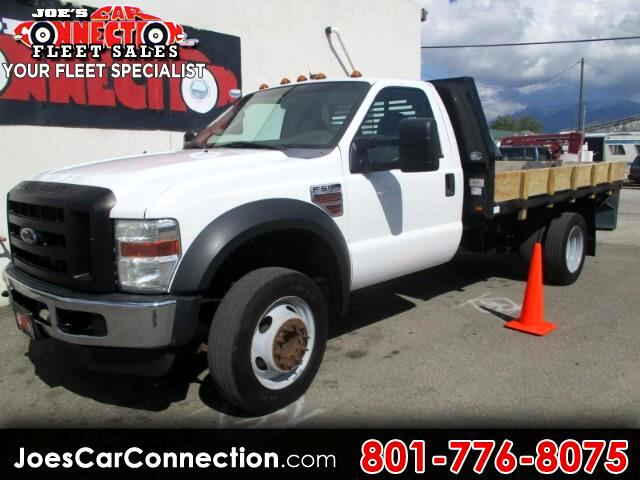 2009 Ford Super Duty F-550 DRW 2WD Reg Cab 141