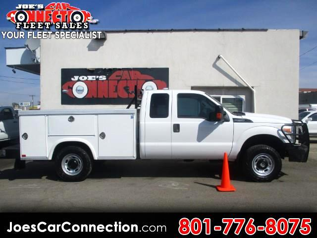 "2014 Ford Super Duty F-250 SRW 4WD SuperCab 142"" Lariat"