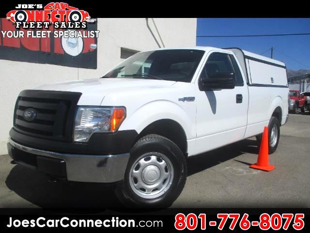 """2012 Ford F-150 4WD Reg Cab 126"""" XLT"""