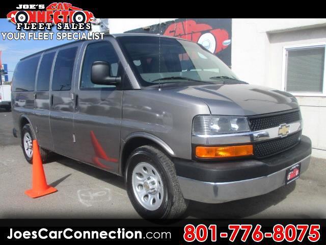 "2010 Chevrolet Express Passenger AWD 1500 135"" LT"