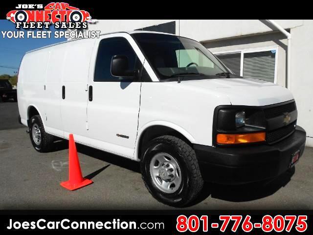 2006 Chevrolet Express Cargo Van 2500 135