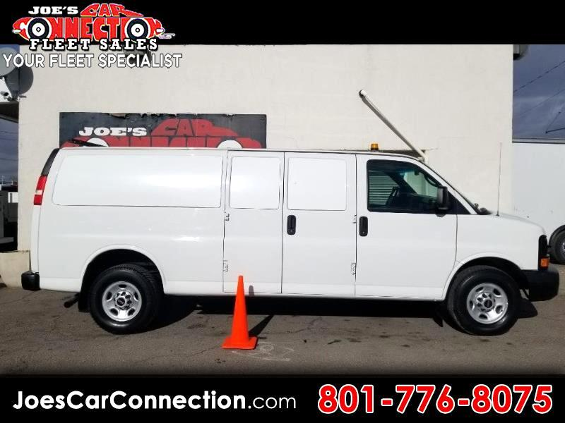 "2011 GMC Savana Cargo Van RWD 3500 155"""