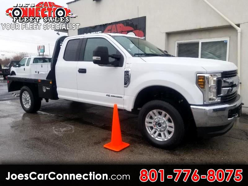 2018 Ford Super Duty F-250 SRW LARIAT 4WD SuperCab 8' Box
