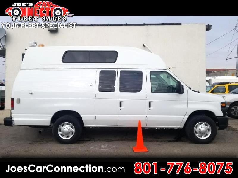 Ford Econoline Cargo Van E-350 Super Duty Ext Recreational 2011