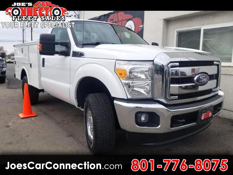 2011 Ford Super Duty F-350 SRW 4WD Reg Cab 137
