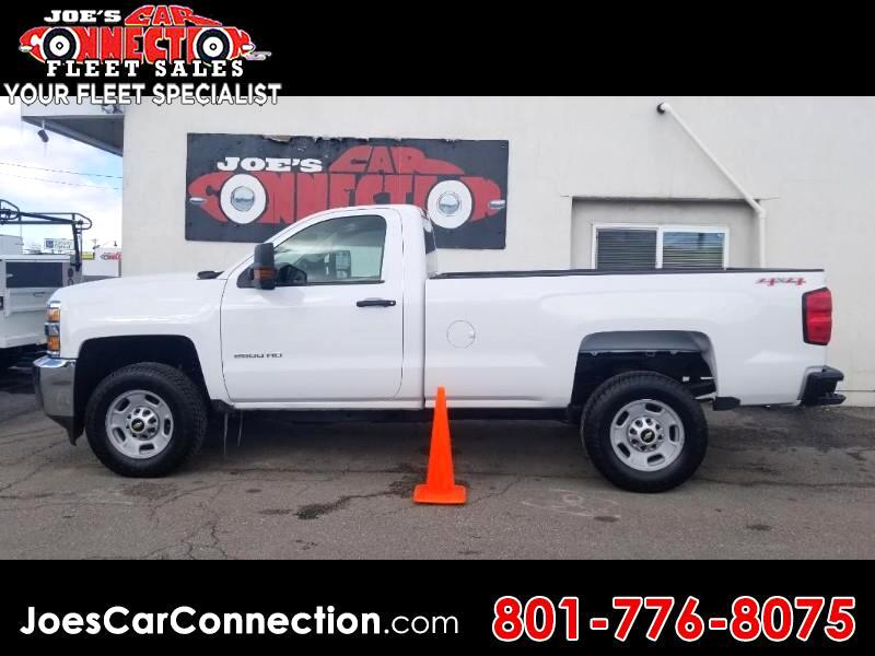 "2015 Chevrolet Silverado 2500HD Built After Aug 14 4WD Reg Cab 133.6"" Work Truck"