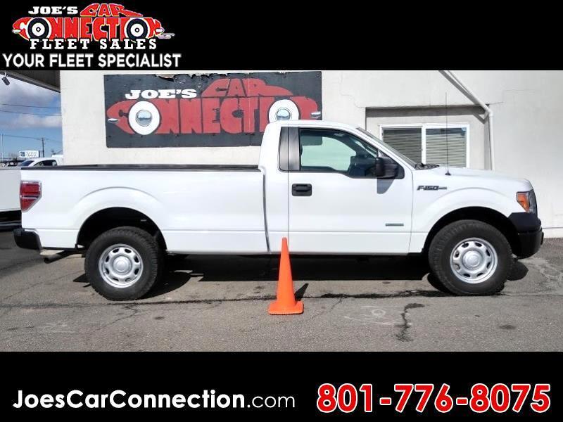 """2012 Ford F-150 4WD Reg Cab 145"""" XLT"""