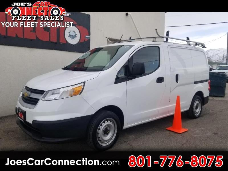 "2015 Chevrolet City Express Cargo Van FWD 115"" LT"