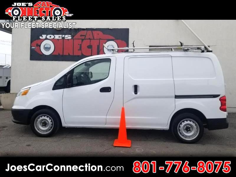 2015 Chevrolet City Express Cargo Van FWD 115