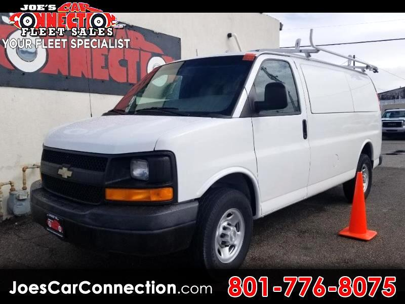 2009 Chevrolet Express Cargo Van RWD 3500 135