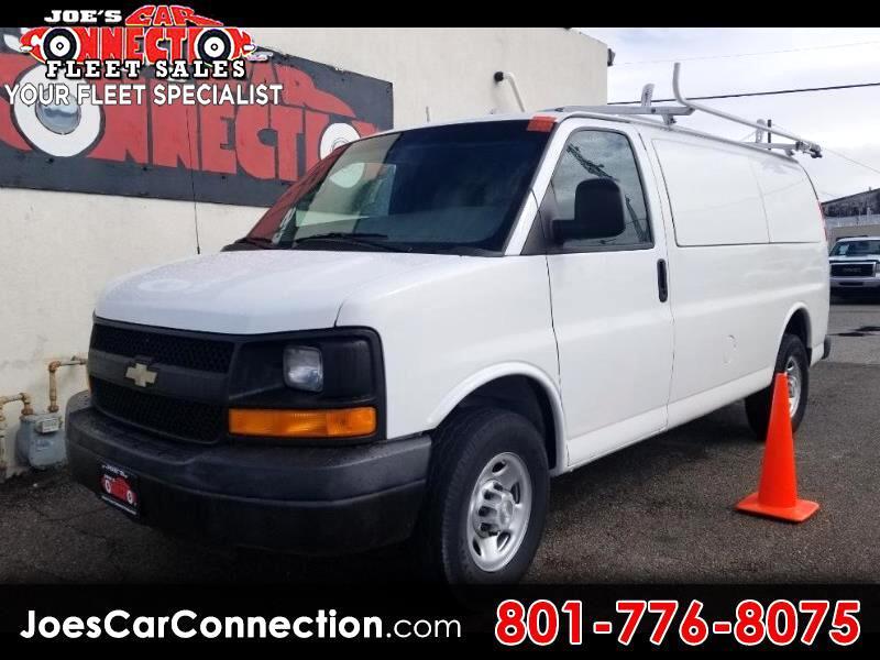 """2009 Chevrolet Express Cargo Van RWD 3500 135"""""""