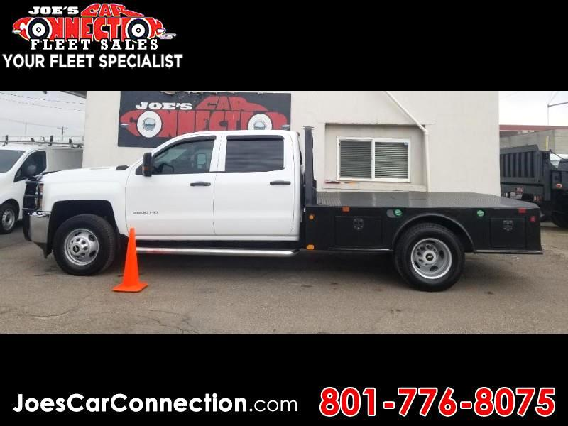 "2015 Chevrolet Silverado 3500HD Built After Aug 14 4WD Crew Cab 171.5"" WB, 59.06"" CA WT"