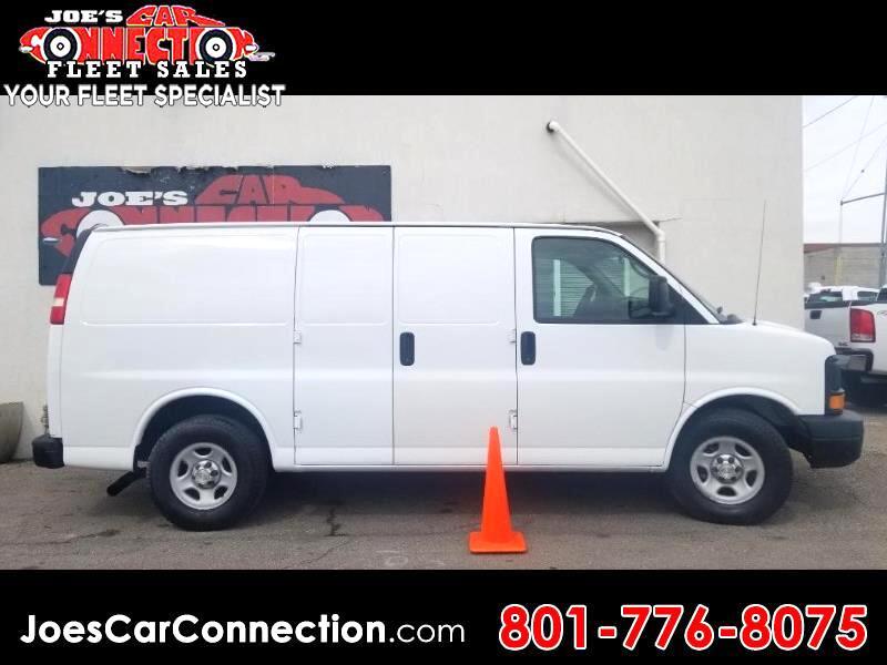 "2008 Chevrolet Express Cargo Van AWD 1500 135"""
